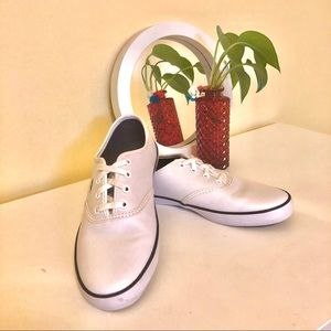 White Lacoste Sport shoes 🐊